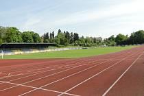 Česká Lípa chce vylepšit atletickou dráhu i fotbalové hřiště