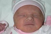 Mamince Kateřině Hlaváčové z Horní Police se 9. září ve 23:21 hodina narodila dcera Barbora Hlaváčová. Měřila 48 cm a vážila 3 kg.
