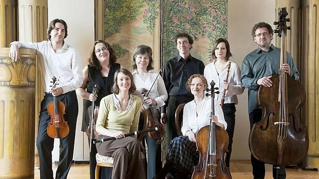 Vrchol zámecké hudební sezony v Náměšti. Collegium Marianum