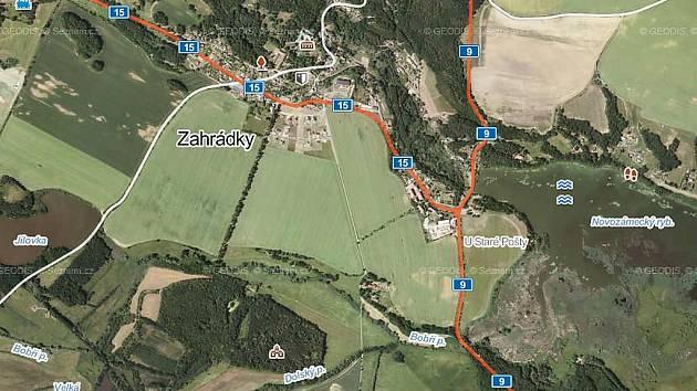 Kromě Zahrádek, Sosnové a České Lípy může několik klientek zůstat v Jestřebí, jen by se z pavilónu na okraji obce přesunuly do domku, který by vyrostl o něco blíže k obyvatelům.
