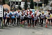 Seriál OBL v rychlém sledu pokračuje tuto sobotu, a to 7. ročníkem Polevský běh lyžařů.