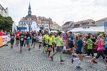 City Cross Run & Walk v České Lípě.