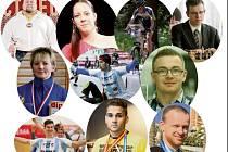 """Deset borců v kategorii """"Jednotlivci dospělí"""" se bude právě dnes večer v Městském divadle v Novém Boru ucházet o titul Nejúspěšnější sportovec Českolipska za rok 2015."""