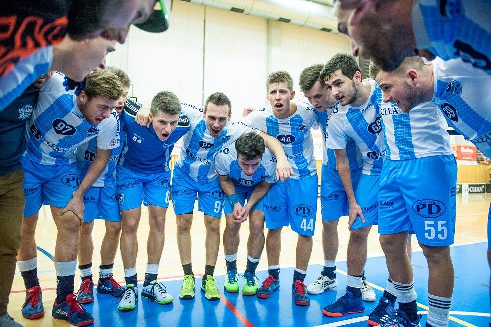 FBC 4CLEAN Česká Lípa - TJ Sokol Vinohrady 11:5 (3:1, 0:3, 8:1).