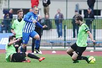 Arsenal Česká Lípa - Velvary 0:1 (0:0).