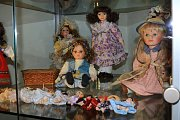Na září připravilo Městské muzuem v Mimoni výstavu kočárků a panenek sběratelky Johanky Doubek Hebelkové.