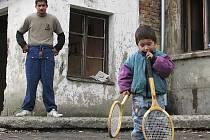 Novoborští Romové varují: začne tak válka! Město ale ztratilo trpělivost a rozhodlo se zdevastovaný dům prodat.
