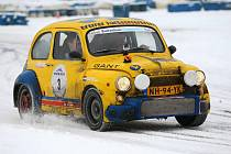 The Winter Trial 2013 zavítal na sosnovský autodrom.