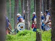 Bitva pěti armád v Doksech.