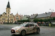 Mnoho krásných míst má kraj, v němž se letos koná 40. ročník Rally Bohemia.