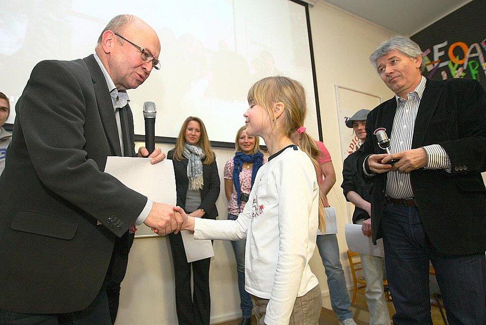 Mladý moderátor 2011.