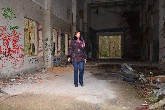 Statutární náměstkyně hejtmana si prohlédla majetek kraje vRalsku.