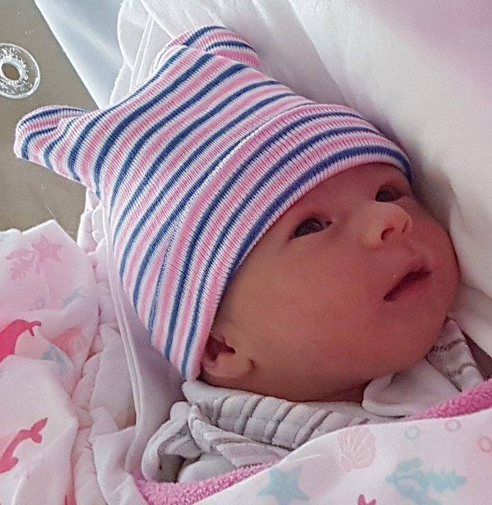 Rodičům Andree a Patrickovi Jonášovým z České Lípy se v pátek 19. června v 15:50 hodin narodila dcera Vivien Jonášová. Měřila 46 cm a vážila 2,60 kg.