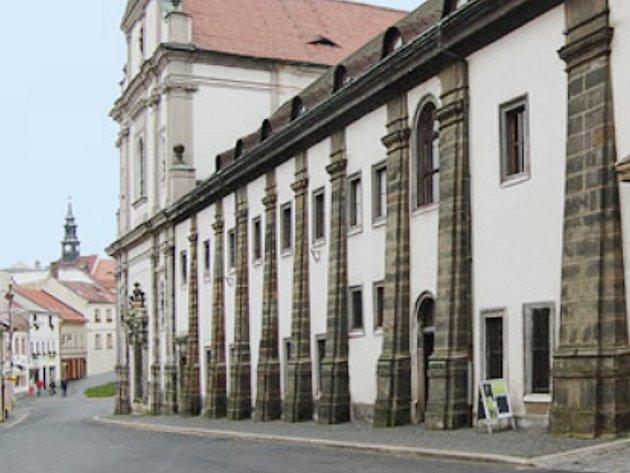 Vlastivědné muzeum v České Lípě.