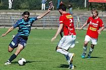V šestém kole ČFL podlehl českolipský Arsenal  plzeňské juniorce 0:2.