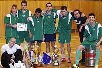 Moriteam vyhrál finále nad libereckým souborem s názvem Cosa Nostra.