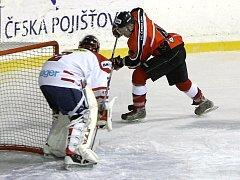 Českolipským hokejistům patří v tabulce KLM předposlední místo.