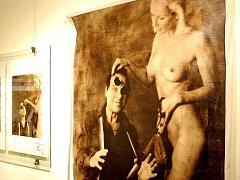 Jeden z nejuznávanějších českých fotografů Vladimír Brunton vystavuje.