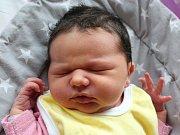Rodičům Ivaně Bodlákové a Davidu Kasalovi z Mimoně se narodila dcera Julie Amelie. Měřila 50 cm a vážila 3,34 kg.