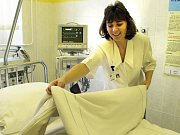 Ilustrační foto z nemocnice v Orlové