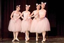 Marnotratné vandrování představili členové Ballet Magnificat! Omega divákům Jiráskova divadla v české Lípě.