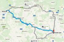 Vzniknout by měla i nová silnice z Děčína přes Benešov nad Ploučnicí do České Lípy, která by odlehčila přetížené silnici II/262.