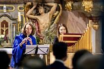 V sobotu 2. října byl na programu 20. ročníku MHF Lípa Musica další narozeninový program v kostele sv. Petra a Pavla v Prysku.