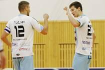 Florbalisti České Lípy se stali stejně jako v loňské sezoně celkovými vítězi základní části 1. ligy!
