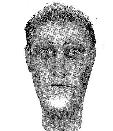 Trojice mužů agresora popsala jako muže ve věku mezi 20až 25lety, výšky zhruba 180centimetrů sblond vlasy, štíhlé postavy a zřejmě smodrýma očima.