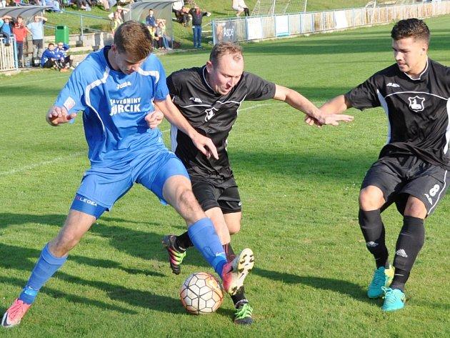 Doksy - Rovensko 4:0 (2:0).
