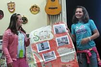 Žáci ze ZŠ v Kamenickém Šenově určili riziková místa při cestě do své školy.