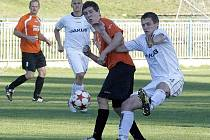 Derby s rezervou českolipského Arsenalu vyhrál tým od Máchova jezera.
