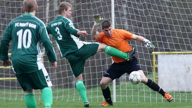 Fotbalový klub v Novém Boru se chystá na svou další sezonu.