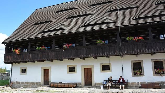 Vísecká rychta v Kravařích je v říjnu otevřena jen o víkendech a svátcích.