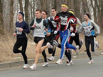 Loňským vítězem vyškovského Mikulášského běhu se  v mužské kategorii stal Ivan Čotov z VD Sportovny a mezi ženami dominovala Radka Vodičková z RPG Brno.