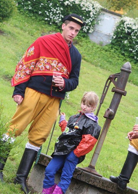 V Manerově se zase po třech letech uskutečnila Jízda králů.