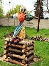 Vyrobit kouzelný lektvar, zasoutěžit si o nejlepší kostým, obdivovat výkony siláka Franty nebo také asistovat při zapalování vatry. To vše mohli čarodějnice a čarodějové o Filipojakubské noci, respektive odpoledni v Křenovicích.