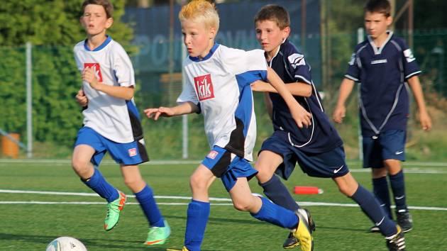 Okresním přeborníkem ve fotbale v kategorii přípravek je starší i mladší družstvo MFK Vyškov.Starší ve finále porazilo Šaratice 4:1, mladší Rousínov 16:1.