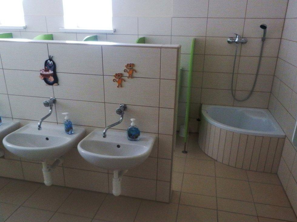 Práce na opravách mateřské školy v Medlovicích skončily minulý týden.