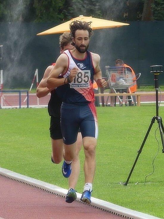 Ve Vyškově proběhlo úvodní kolo II. ligy atletických družstev mužů a žen.