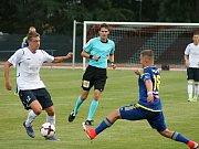 MFK Vyškov v Mol Cupu prohrál s FC Vysočina Jihlava 1:4.