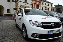 Ve Vyškově odstartovala služba Senior taxi v roce 2018.