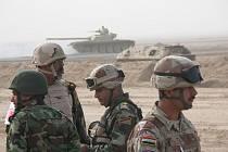 Pozorovatel František Grmela se zúčastnil mnoha misí. Irák