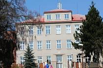Základní škola v Drnovicích.
