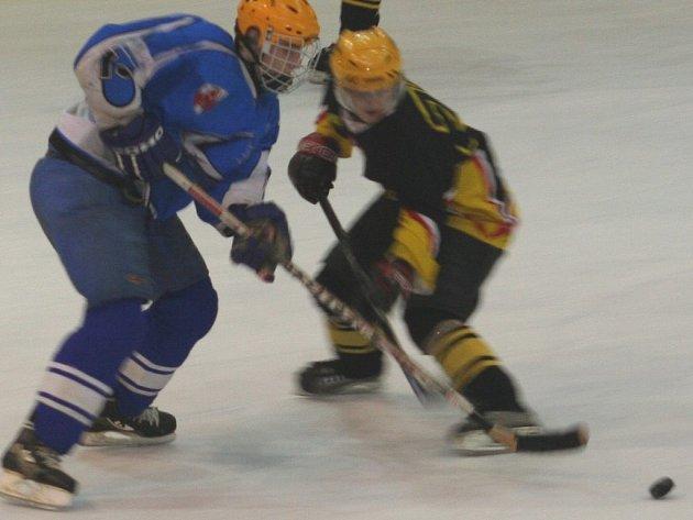 Po polovině kvalifikačních zápasů o první ligu jsou vyškovští hokejisté bez bodu.