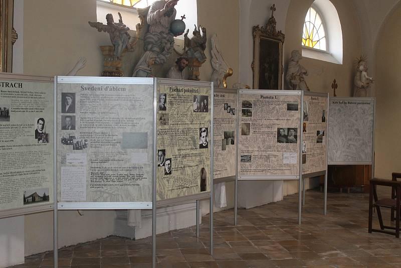 Výstava zaměřená na perzekuci církve za totality.