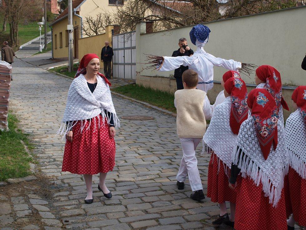 Smrtná neděle v Křižanovicích.