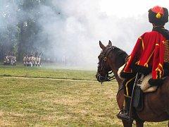 Napoleonskými hrami si nejen Slavkované znovu připomněli narozeniny francouzského vojevůdce.