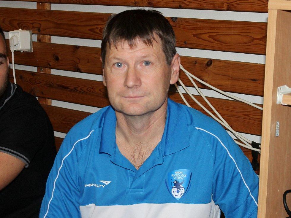 Prezident klubu Antonín Petlach.