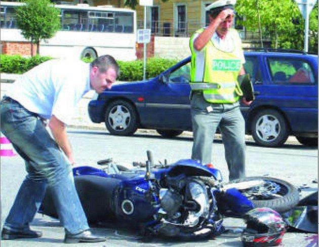 Smrtelná nehoda v Bohdalicích